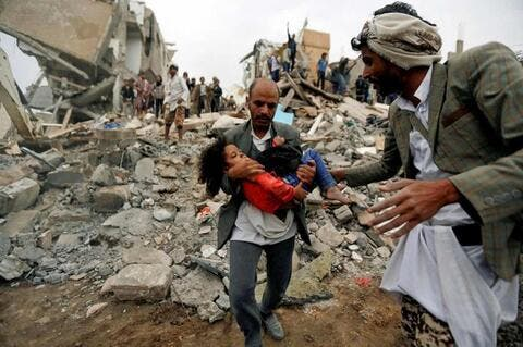 Hassan Nasrallah Calls on Saudi to Stop Its War on Yemen Now