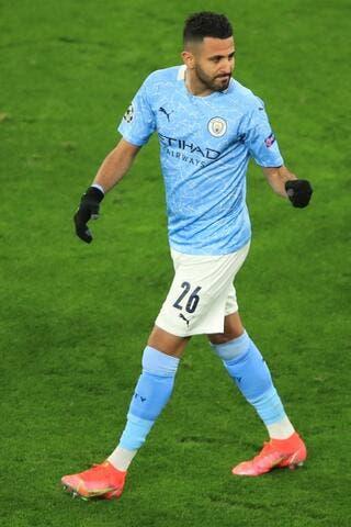 Mahrez Regained His Confidence - Fernandinho
