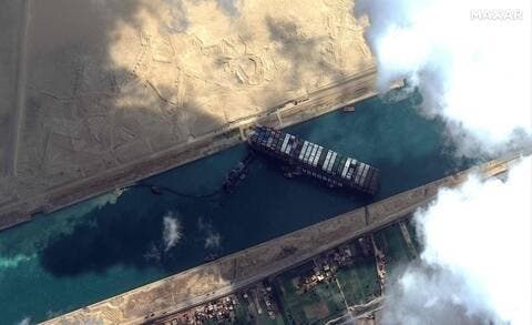 Will Egypt Free The Container Ship That Blocked Suez Canal?
