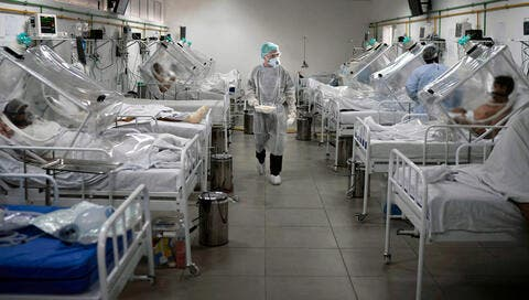 Oman Reports ICU Beds Shortage Amid Covid-19 Spike