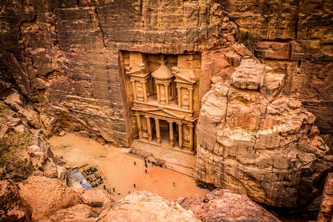 Jordan: What Can Local Kids Learn About Petra?
