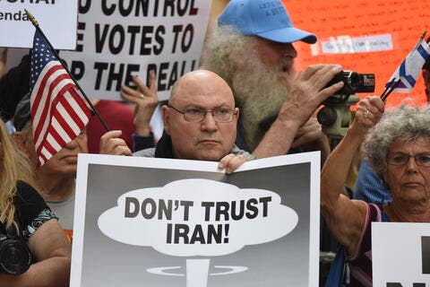 The EU Denounces Iran's Move to Violate The Nuclear Deal