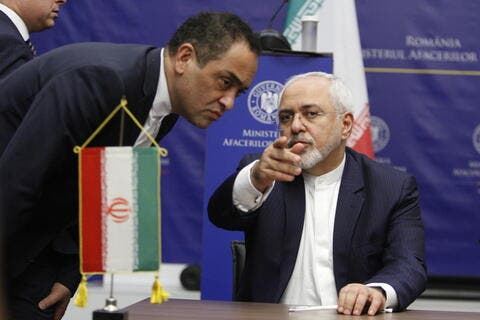 Iran Blames Israel For Natanz Nuclear Facility Attack
