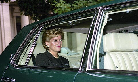 Princess Diana's 'The Boss' Letter is Auctioned For $12K
