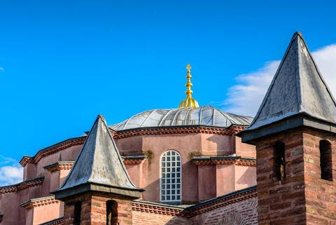 The Hagia Sophia Mosque Restoration is Great Architecture