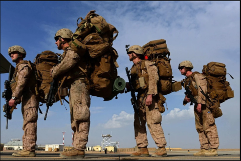 Afghanistan Has Over 9000 Foreign Troops From 36 Nations!