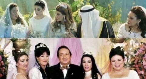 أمينة حاف على خطى عائلة الحاج متولي..والهام الفضالة تتفوق بذكائها!