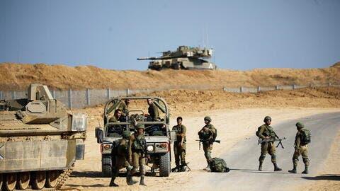 القسام: توغل إسرائيل برا في غزة فرصة لزيادة قتلى وأسرى جيشها