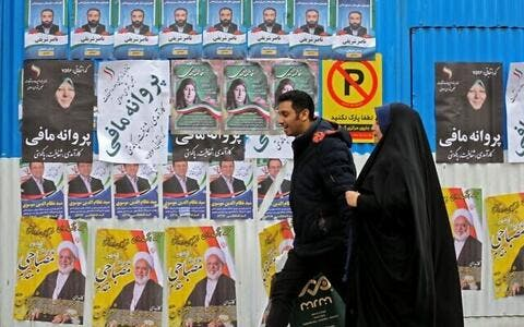 Iran: Presidential Vote is Set For June 18