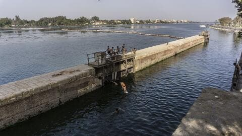 Egypt Offers Four Plans For Second GERD Fill