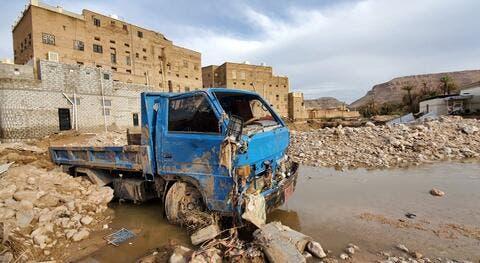 Flood Disaster Costs Yemen $7.9 Million