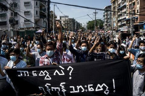 Myanmar Junta Names New 'Unity Government' Terrorist Group