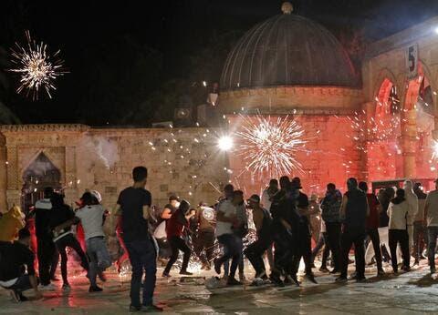 Palestinians Praised For Resisting The Israeli Aggression on Jerusalem