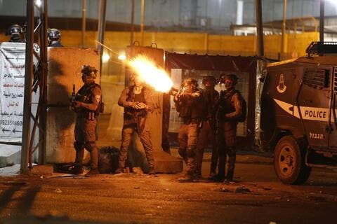 UN Rejects Israeli Police Brutality as Four Journalists Injured Covering Al Aqsa Uprising