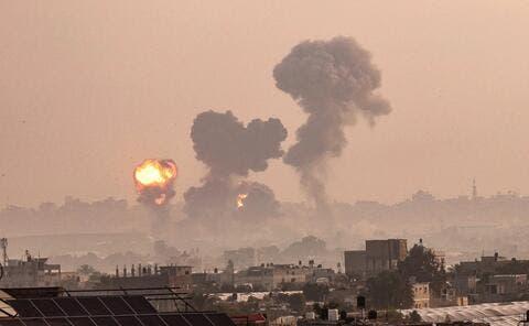 Israeli Attacks Kill 20 Palestinians Including 9 Kids