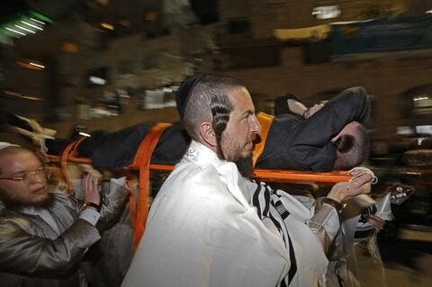 Two Israelis Killed, 160 Injured as Synagogue Bleachers Collapse in Illegal West Bank Settlement