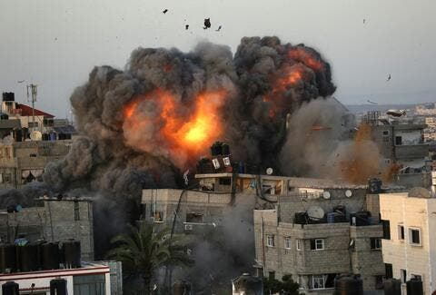 With 197 Dead; Israeli Warplanes Intensify Bombardment of Gaza