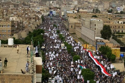 Houthis Block Vaccine Delivery to The Areas it Controls