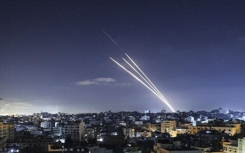 Israel's Gaza Offensive Displaces 58,000 Civilians - United Nations
