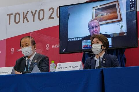 Japan Launches Mass Vaccinations as 2021 Olympics Nears