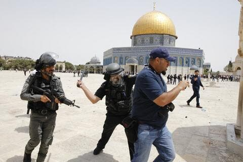 Palestine: Storming Al-Aqsa Again May Affect The Ceasefire