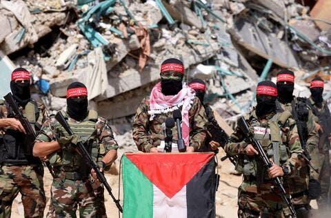 Thank You Hamas For Saving Me!