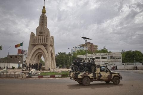 Mali Military Coup Slammed by All!