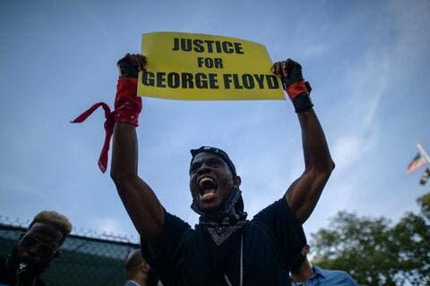 Biden Marks The First Anniversary of George Floyd's Murder