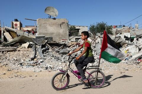 Qatar is to Donate $500M For Gaza Reconstruction