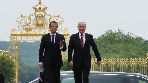 Paris Summons Russian Ambassador Alexei Meshkov