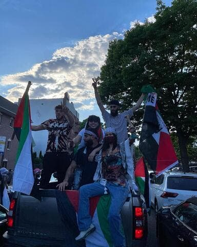Palestinian-American Model Bella Hadid Supports Palestine