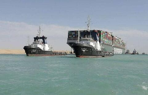 What's The Payoff? The Suez Authority Battles The Ever Given in Court