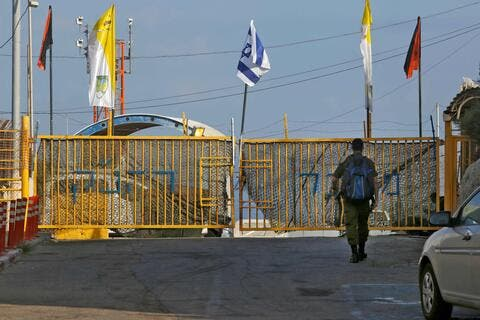 Israel Resumes Maritime Border Talks With Lebanon