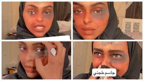 روميساء الحاج تتعرض للهجوم بعد سخريتها من النساء المعنفات.. وأنجلينا جولي تقول لها