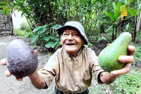Peru: 121 Years Old Man Gets COVID Vaccine