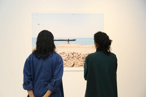 Pause and Enter The Imaginary World of This Kuwaiti Artist