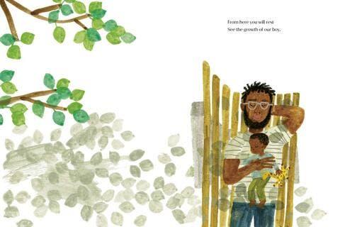 Meet The Artist Behind Meghan Markle's Children's Book 'The Bench'