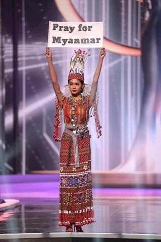 The Filipino Contender for Miss Universe 2019 is Half-Palestinian