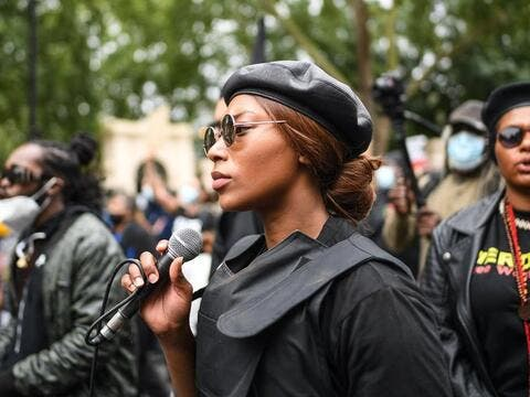 Britain: BLM Activist in a Critical Condition After Being Shot in The Head