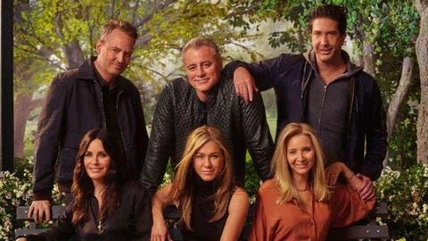 Friends Cast Reunite in New ''Friends: The Reunion'' Trailer