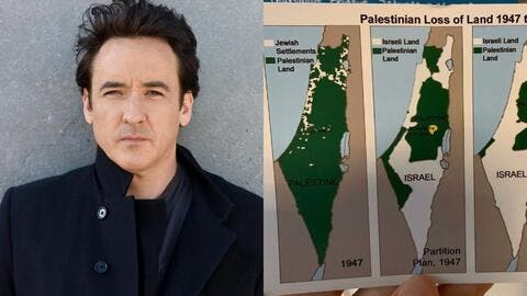 John Cusack Turns His Social Media to Pro-Palestinian Platforms Sharing Hundreds of Tweets in Support of Gaza