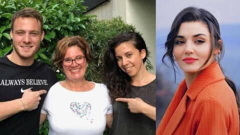 Near Marriage Proposal?! Kerem Bürsin's Mother and Sister Welcome Hande Erçel to the Family