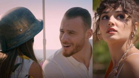 New Trailer Released of Sen Çal Kapımı Season 2: Serkan Arguing With Eda's Daughter.. Watch