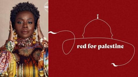 Viola Davis on Palestine: Let's Talk About What's Going on in Sheikh Jarrah