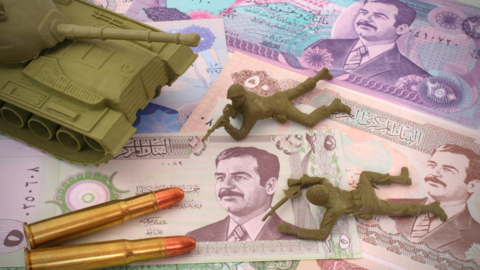 Gulf War Secrets Spilled: Saddam 's Letters to Iranian Leaders in 1990