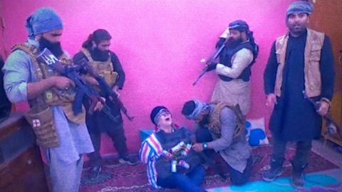 An ISIS Attack? Nope, Just a Ramadan TV Prank Show in Iraq