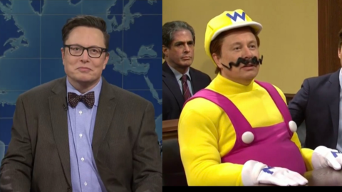 Elon Musk Hosting SNL: 'Did You Think I Was Going to Be a Chill, Normal Dude?'