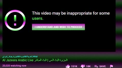 Has Google's YouTube Joined Censorship Efforts Against Palestine's News?