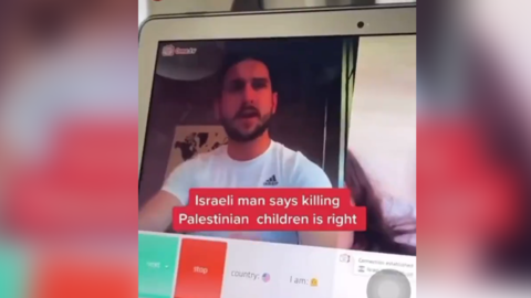 'Yes, I'll Kill Palestinian Children Till the Last One': Online Chat With an Israeli Shocks Viewers