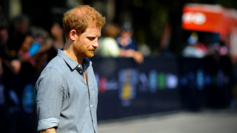 'Prince Harry Is Not an Actual Royal'; The Internet's Wild Theory About the Prince's Real Father